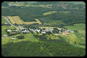 Vue panoramique de la municipalité de Packington!